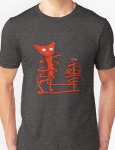 Yarny twirling T-Shirt