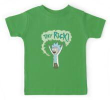 TINY RICK! Kids Tee