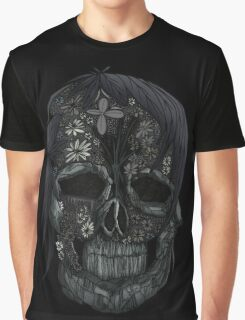 Plant Skull (4) Graphic T-Shirt