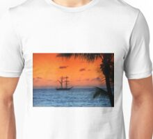 Caribbean Sunset Unisex T-Shirt