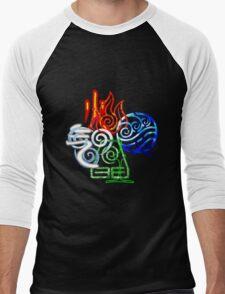 ELEMENTS Men's Baseball ¾ T-Shirt