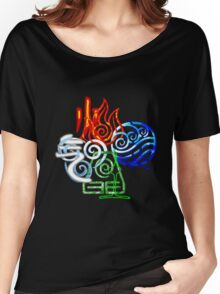 ELEMENTS Women's Relaxed Fit T-Shirt