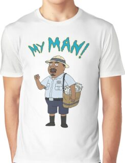 My Man! Graphic T-Shirt