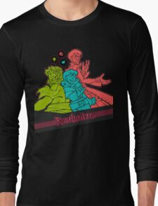 Runewriters: Power Trio Long Sleeve T-Shirt