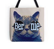 Bernie more purr Tote Bag