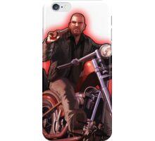 GTA V / GTA IV Johnny Klebitz iPhone Case/Skin