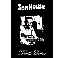 Son House Photographic Print
