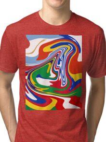 South America #1 Tri-blend T-Shirt