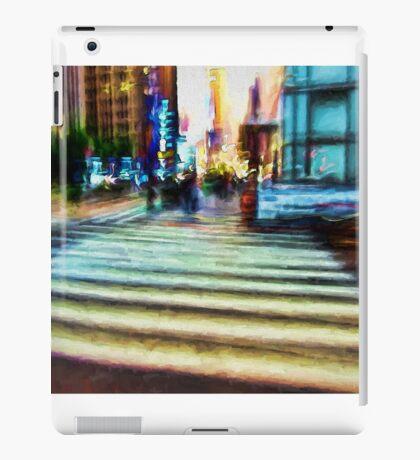 Twilight NYC Abstract iPad Case/Skin