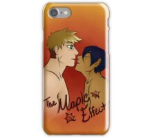 The Maple Effect PHone case iPhone Case/Skin