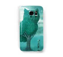 The Night Gardener - Cover Samsung Galaxy Case/Skin