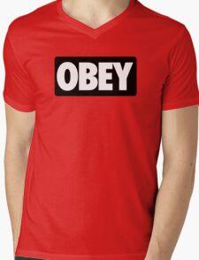 OBEY - Alternate Mens V-Neck T-Shirt