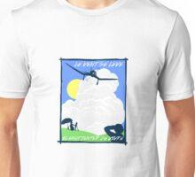 Wind rises! Unisex T-Shirt