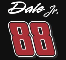 Dale Jr. 88 One Piece - Short Sleeve