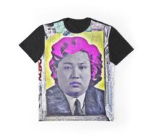 Our leader by Andy Warhol! Graphic T-Shirt