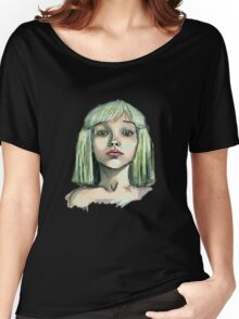 chandelier Women's Relaxed Fit T-Shirt