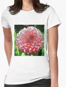 Dahlia20150602 Womens Fitted T-Shirt