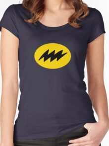 Bat-mite Women's Fitted Scoop T-Shirt