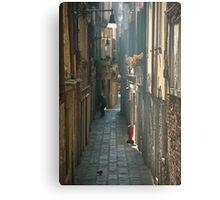 """"""" La calle """" - Venice Canvas Print"""