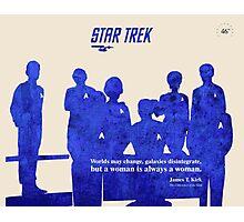 Star Trek Crew Photographic Print