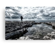 Air, Water and Earth Canvas Print