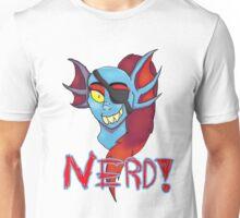 Undyne NERD! Unisex T-Shirt