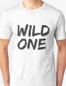 BFF SHIRTS: Wild One... (1 of 2) Unisex T-Shirt