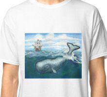 Whale Ho! Classic T-Shirt