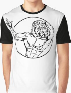 Muscle Zoo Bengal Tiger Graphic T-Shirt
