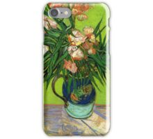 Books and Oleander iPhone Case/Skin