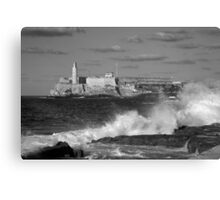 Morro Castle Canvas Print