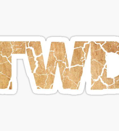 The Walking Dead - TWD Sticker
