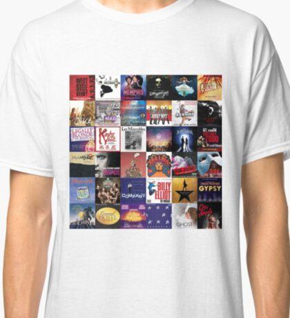 Proud Musical Theatre Trash Classic T-Shirt