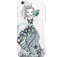 The Lady of Abernathy iPhone Case/Skin