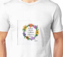 Believe in Tomorrow Unisex T-Shirt