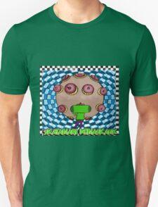 Skatamari Demaskank. (A #RedbubbleArtParty submission) T-Shirt