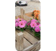Flowers for Sale iPhone Case/Skin