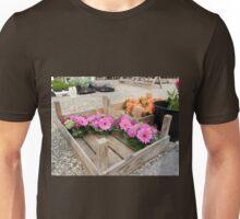 Flowers for Sale Unisex T-Shirt