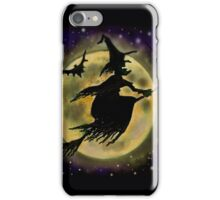 Halloween Witch iPhone Case/Skin