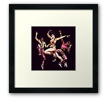 Boogaloo (Electric) Framed Print