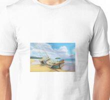 High & dry. Unisex T-Shirt