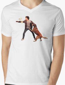 Eric Andre Shirt Mens V-Neck T-Shirt