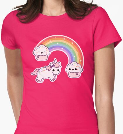 Cute Cupcake Unicorn T-Shirt