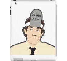 Stamford R.I.P. iPad Case/Skin