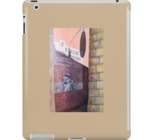 Sign o' the times 2. iPad Case/Skin