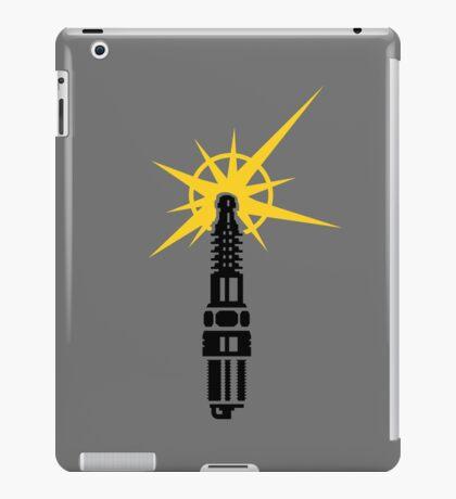 Spark Plug VRS2 iPad Case/Skin