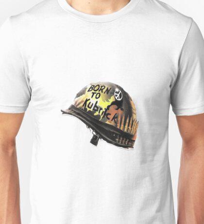 FULL METAL JACKET BORN TO KUBRICK Unisex T-Shirt