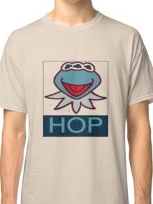 KERMIT MUPPETS MUTANT  HOP POSTER  Classic T-Shirt
