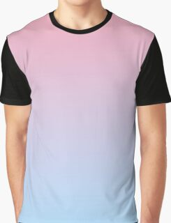 Bubblegum Gradient Graphic T-Shirt