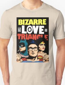 Butcher Billy's Bizarre Love Triangle: The Post-Punk Edition T-Shirt